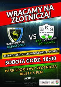 Plakat BKS