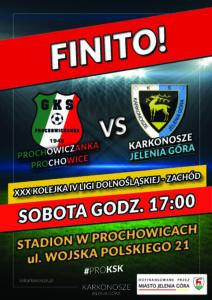 Plakat Prochowice