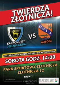 Plakat Orla Wąsosz